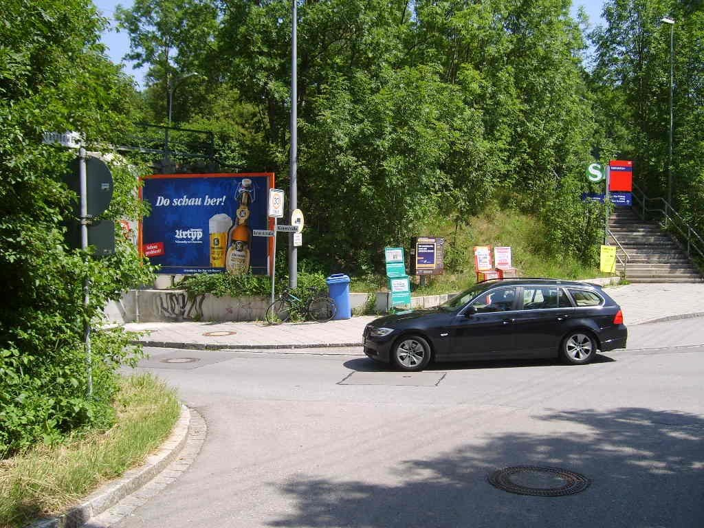 Bahnhofstr./Hürderstr./S-Bf Aufgang
