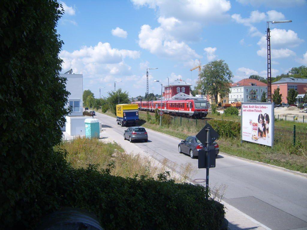 Bahnweg/Äußere Simbacher Str.