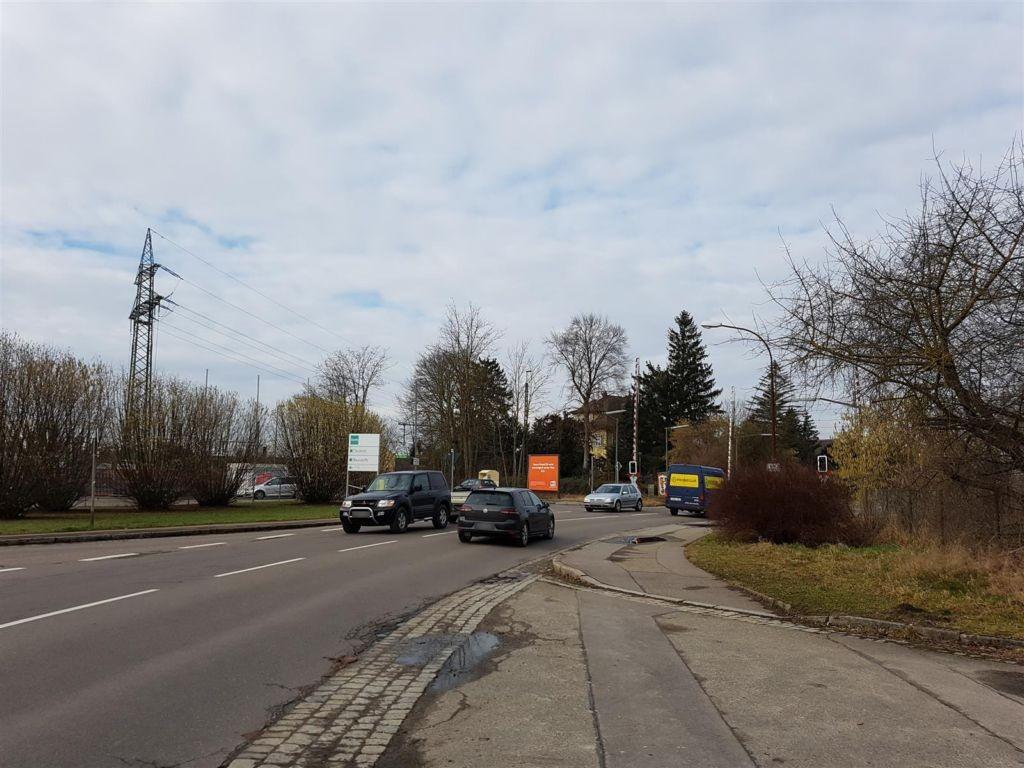 Riedhauser Str./Bahnüberg. RS/We.li.