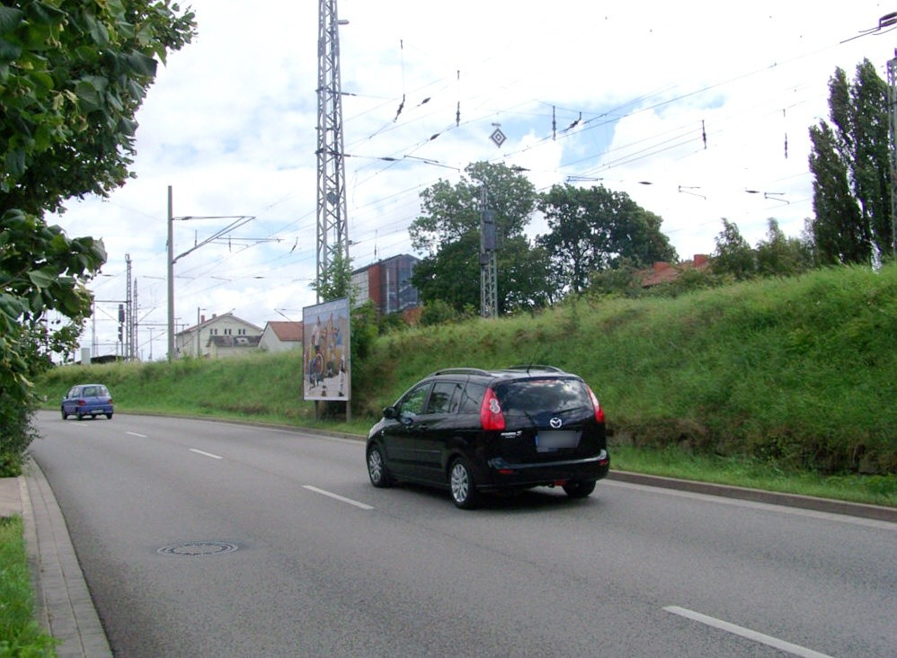 Breitenhölzer Str. vor Stellwerk B247