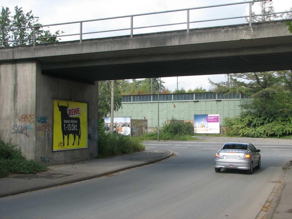 Auf dem Brümmer/Nh. Heyden-Rynsch-Str./Ufg./li.