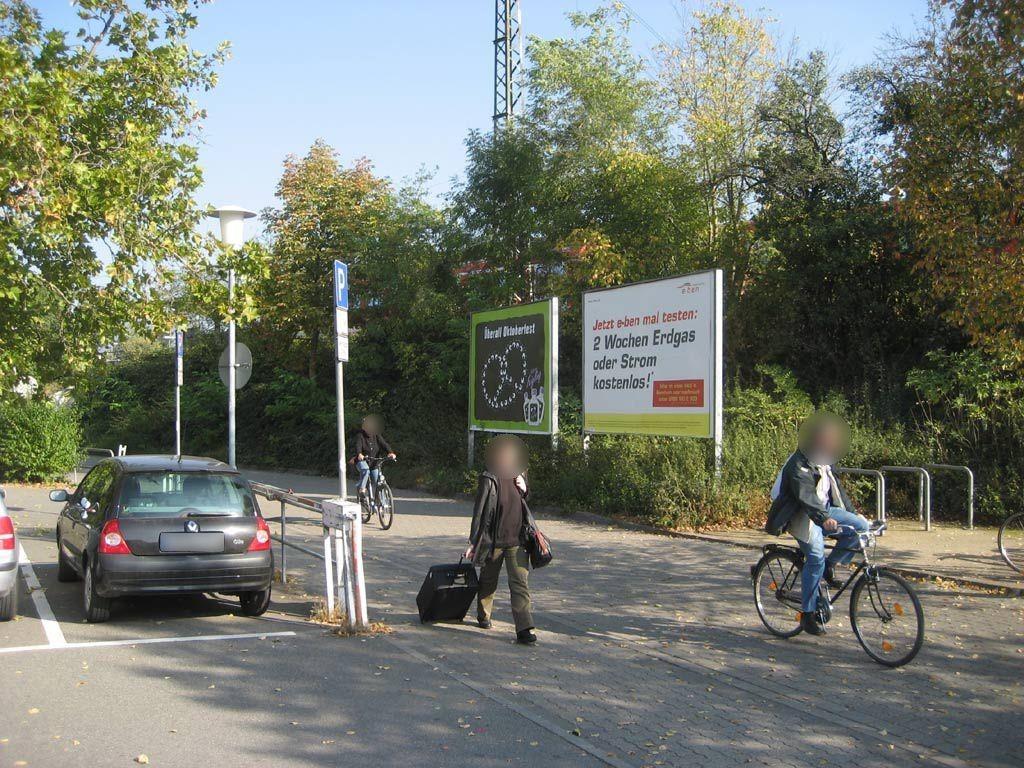 Schwanheimer Str. Bahn-Ufg. geg. Werkshop
