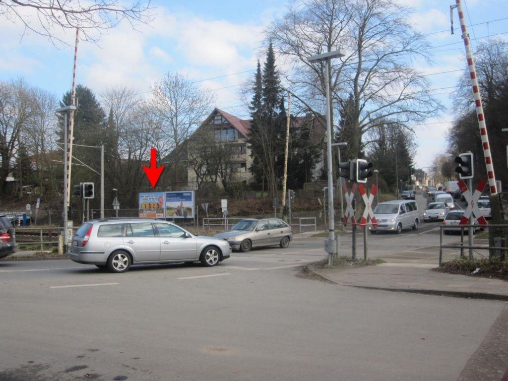 Mahlmannstr./Bahnübergang