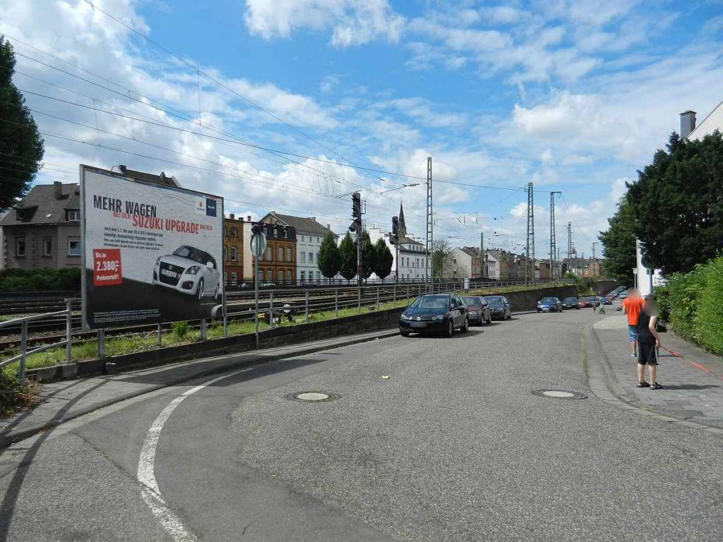 Am Güterbahnhof/Matthias-Erzberger-Str.