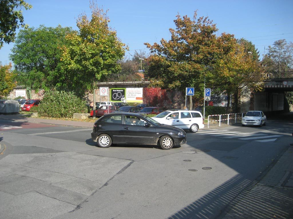 Riedstr./Gartenstr. bei Ufg.