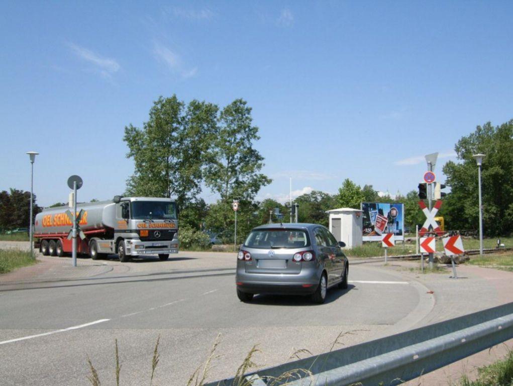 Am Neuen Rheinhafen Si. Hafen