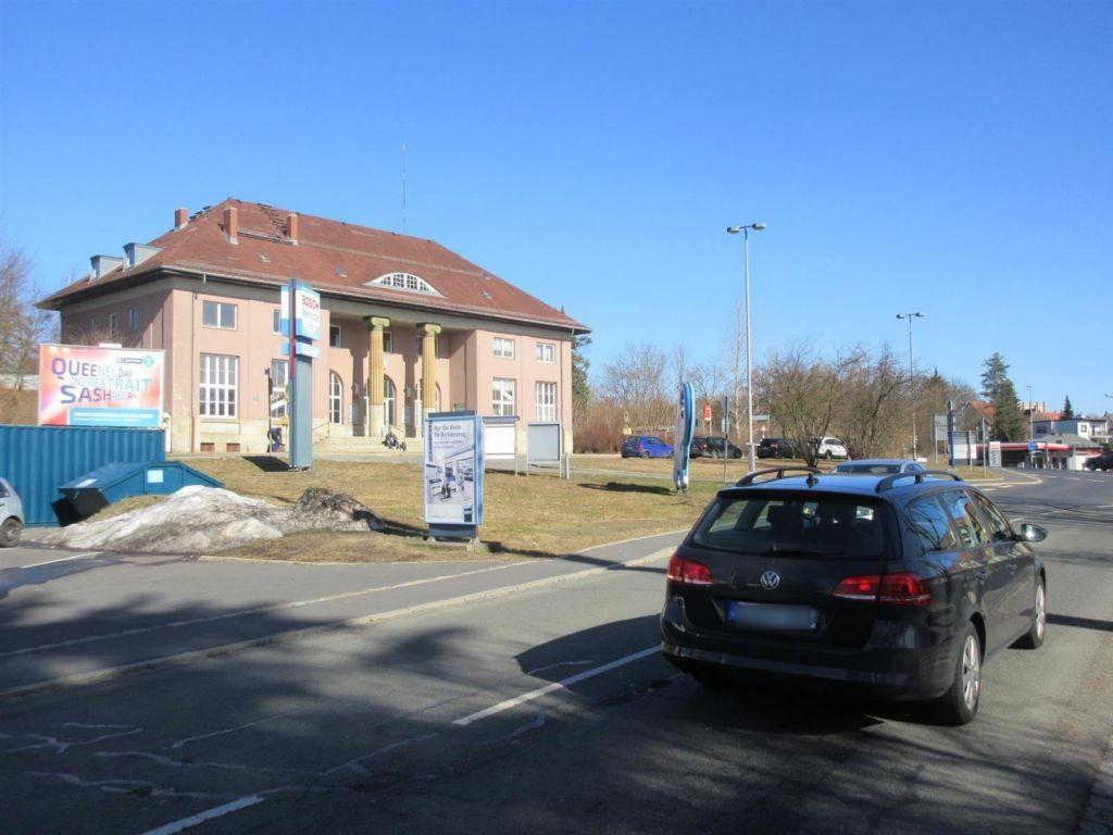 Goetheplatz/Bahnhof Si. Ringstr.