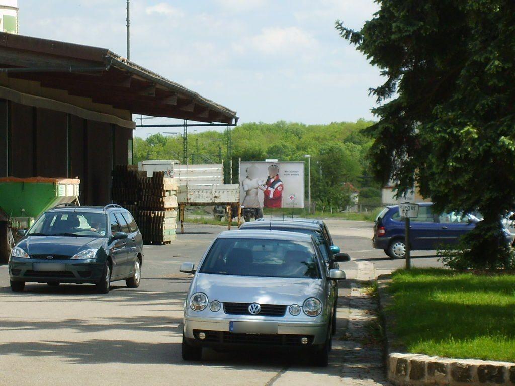 Bahnhofstr. Nh. Güterbahnhof