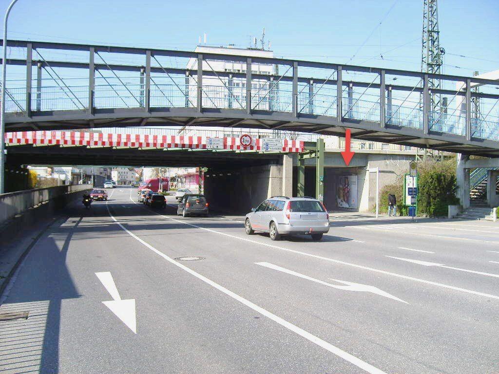 Hauptstr./Julius-Brührer-Str. Ufg.