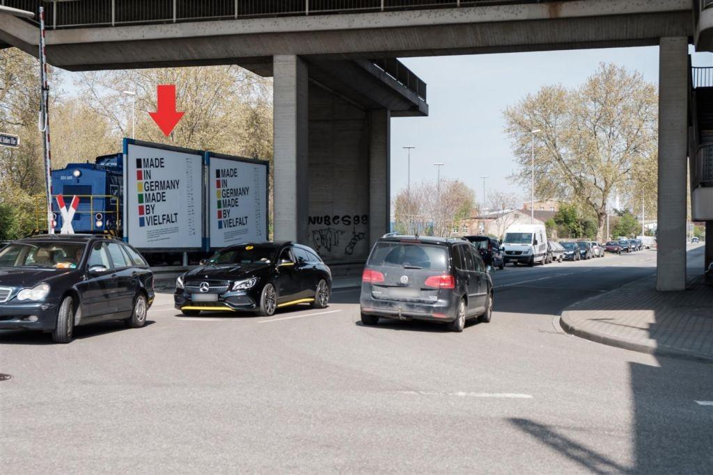 Verbindungskanal Linkes Ufer/Rheinstr./VS