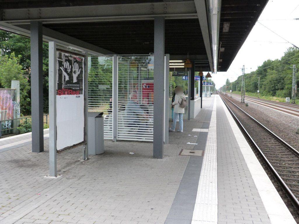 S-Bf Hellerhof, Ausg. Hellerhofweg, VS