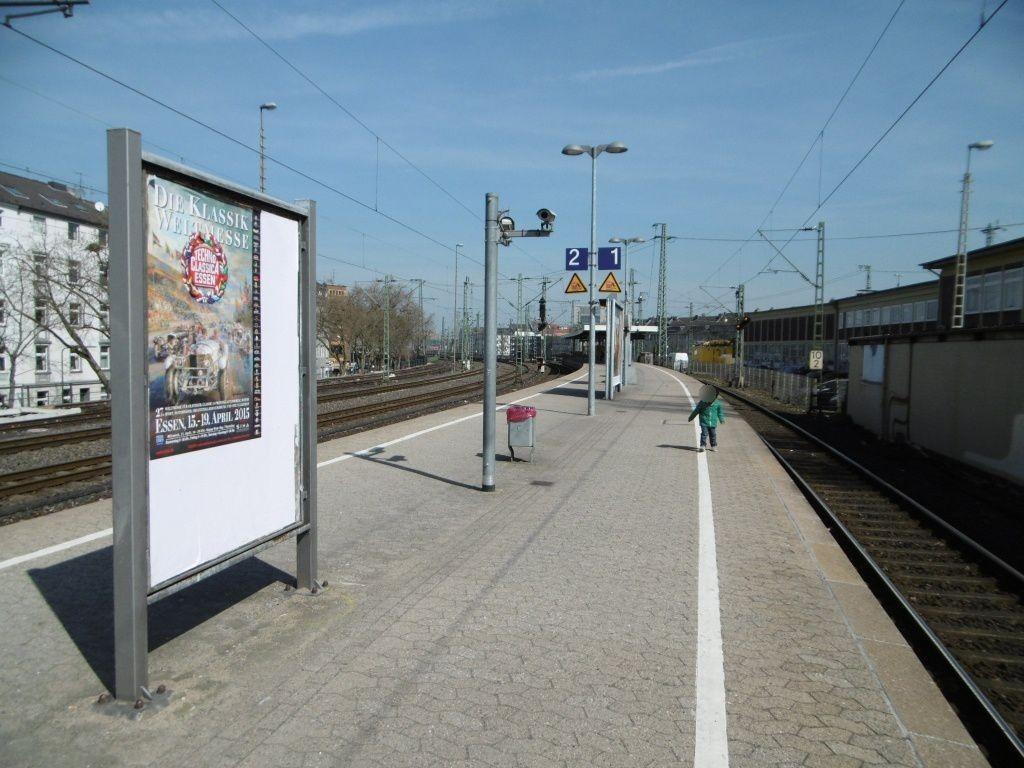 S-Bf Friedrichstadt, Ausg. Oberbilker Allee, VS