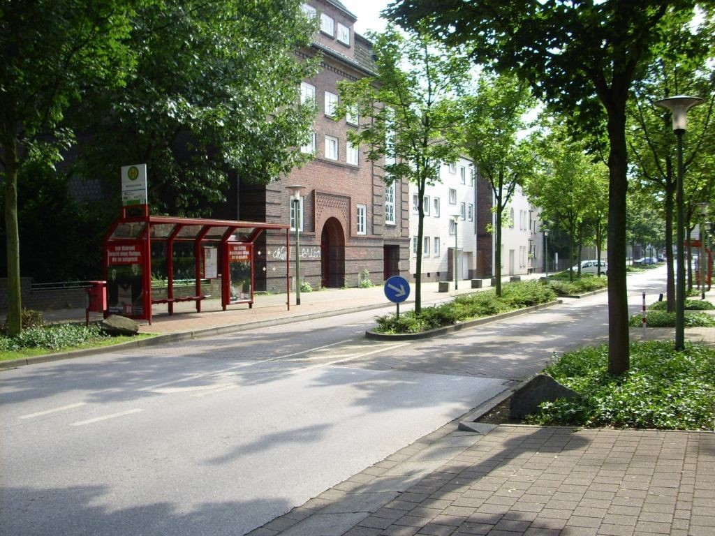 Bottroper Str. 55/Aloysiusschule/Ri. Zentrum/VS