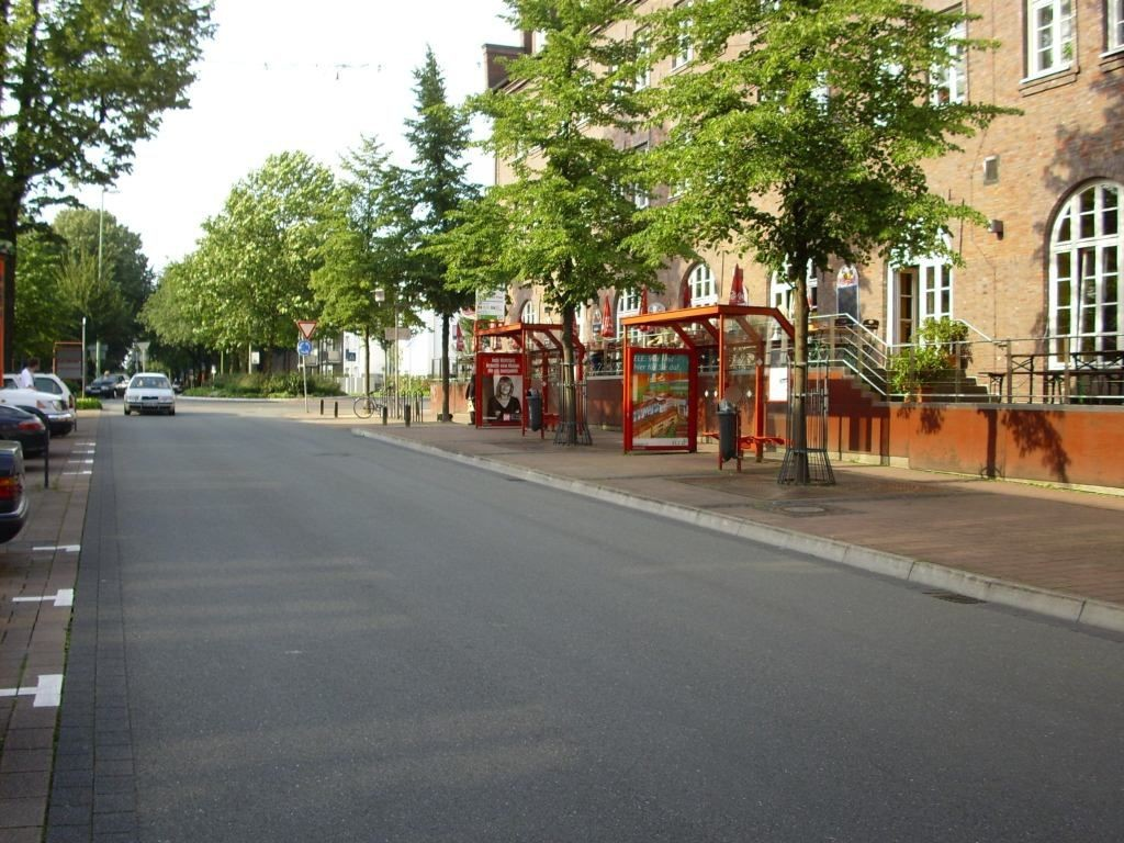Postallee/HST Willy-Brandt-Platz/Post re./We.re.