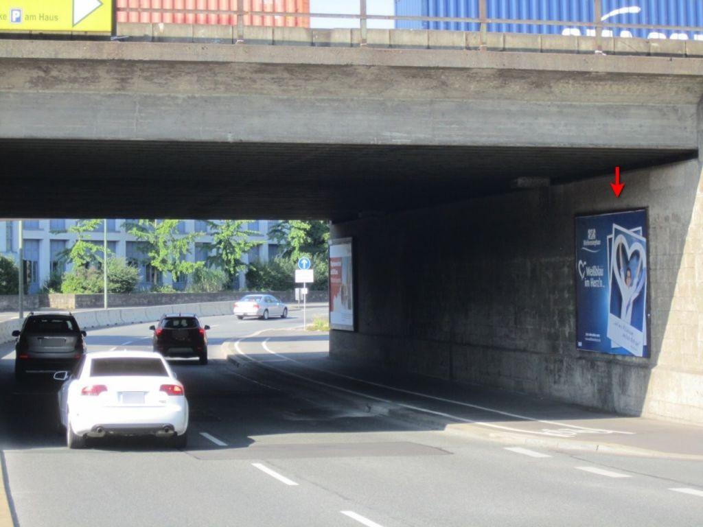 Schweinfurter Str./DB-Brücke sew. 1.Sto.