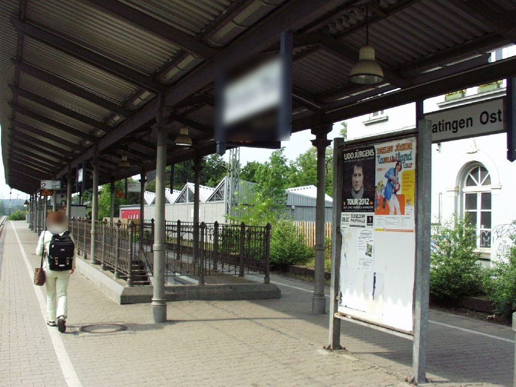 S-Bf Ratingen-Ost, Bstg./RS