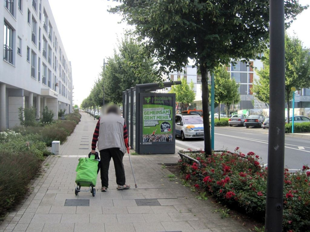 Altenhöferallee/Annette-Kolb-Weg/außen