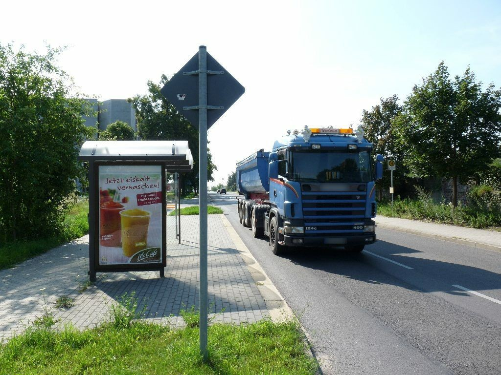 Am Großen Dreieck geg. Bremsdorfer Str./We.li.