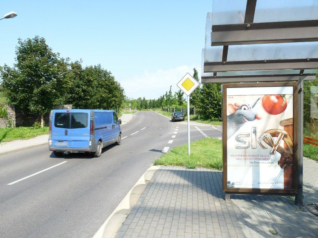 Am Großen Dreieck geg. Bremsdorfer Str./We.re.