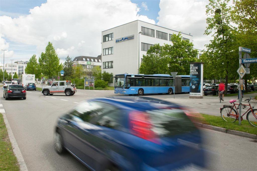 Hanauer Str./Dessauer Str.