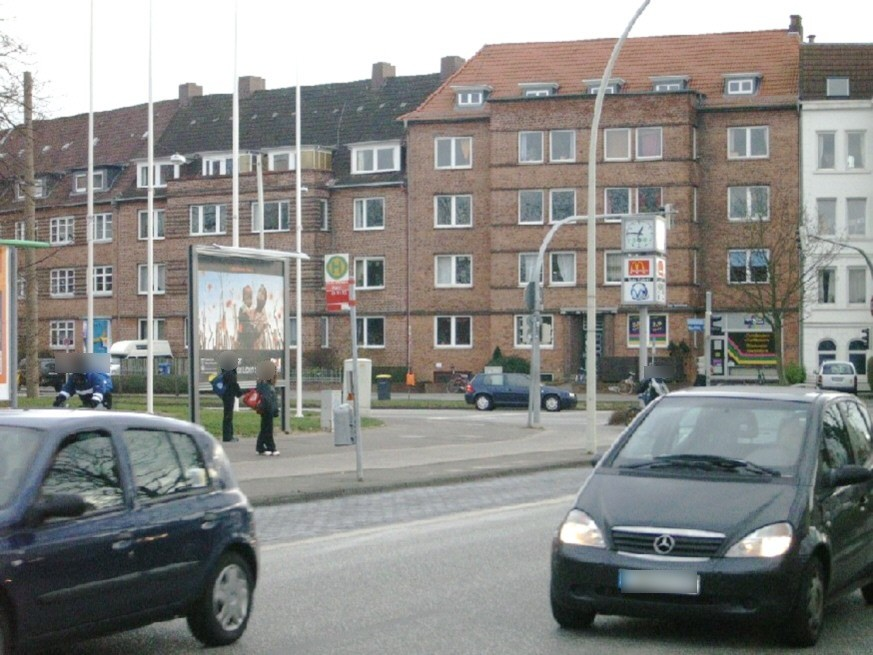 Eckernförder Str. geg.  91/ Westring