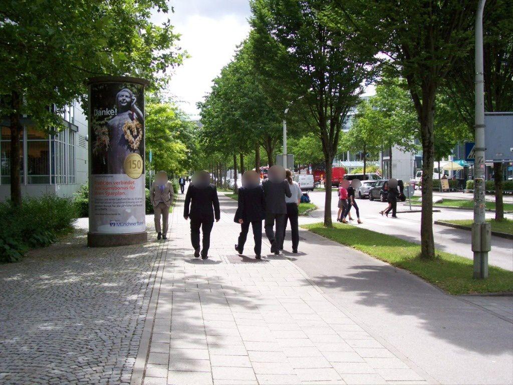 Gustav-Heinemann-Ring/Schindlerplatz