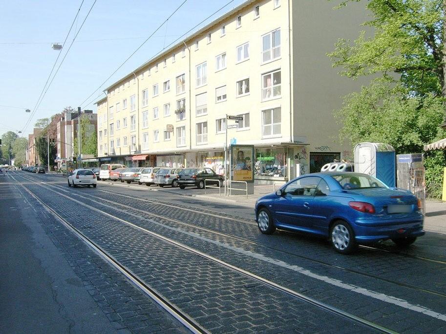 Ginnheimer Landstr. 133/Mahräckerstr./We.re.