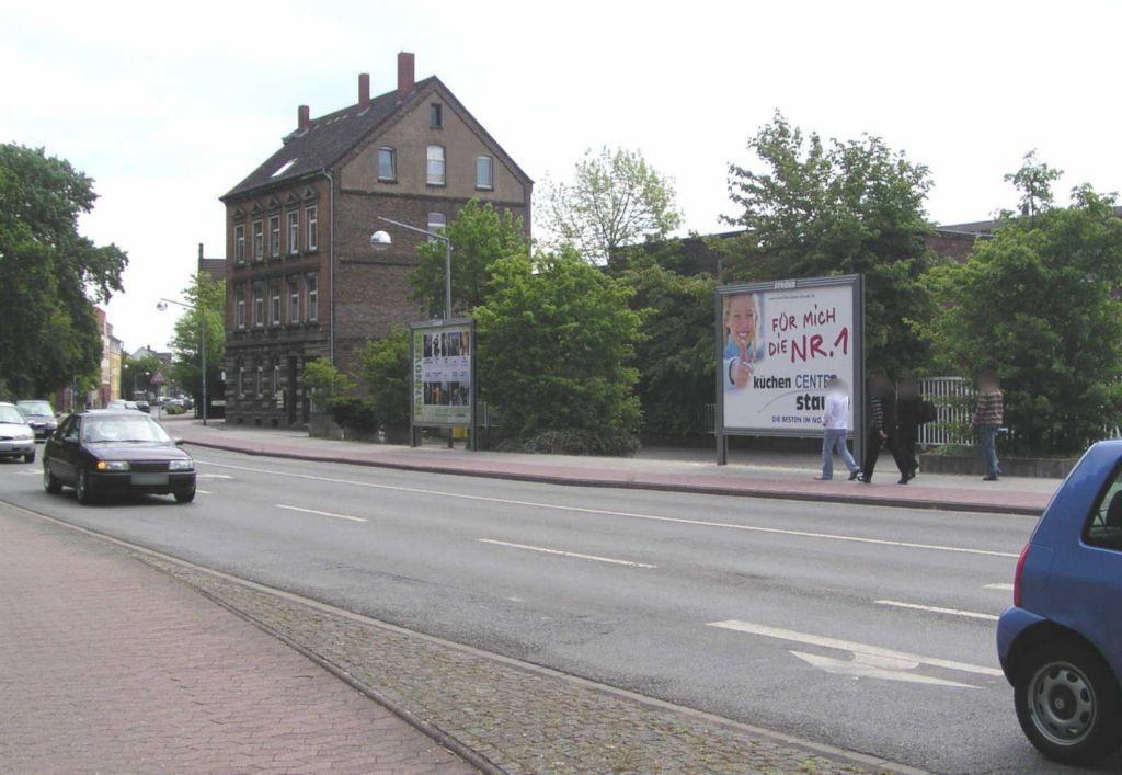Woltorfer Str.  18 li./Richard-Langeheine-Str.