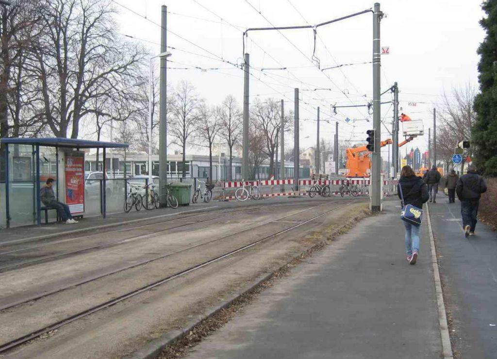 Frankfurter Landstr./Maulbeerallee/WH re.