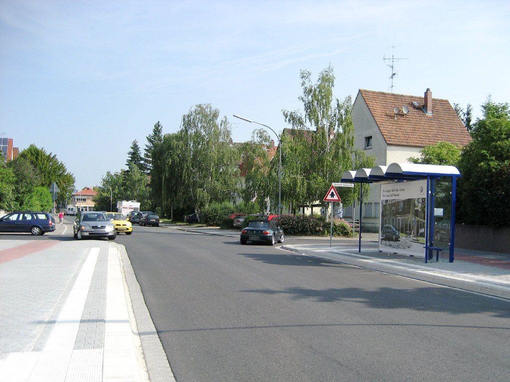 Friedrich-Ebert-Str.  40 geg. Bernhard-Adelung-Str