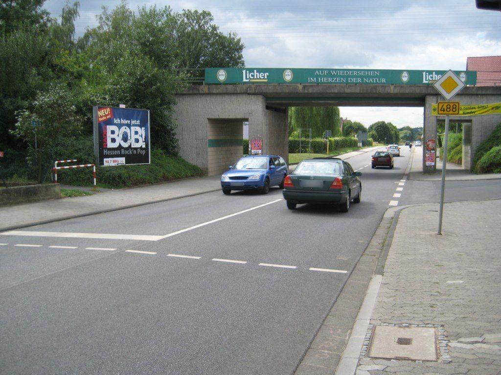 Kolnhäuser Str. geg. Gleienbergweg B488