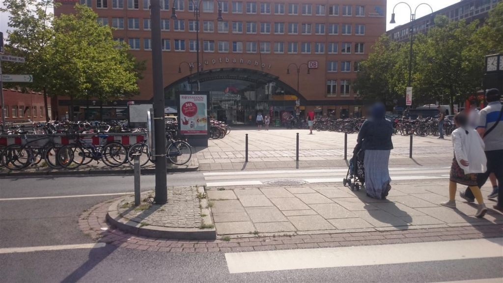Willy-Brandt-Platz/Theodor-Heuss-Allee VS