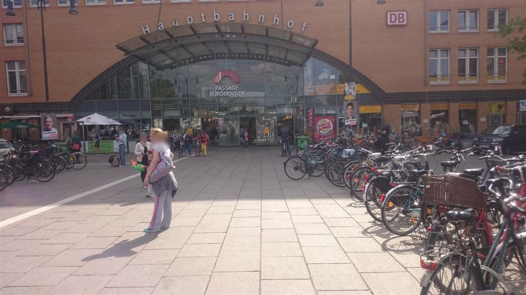 Willy-Brandt-Platz/Hbf. Nordausg. VS