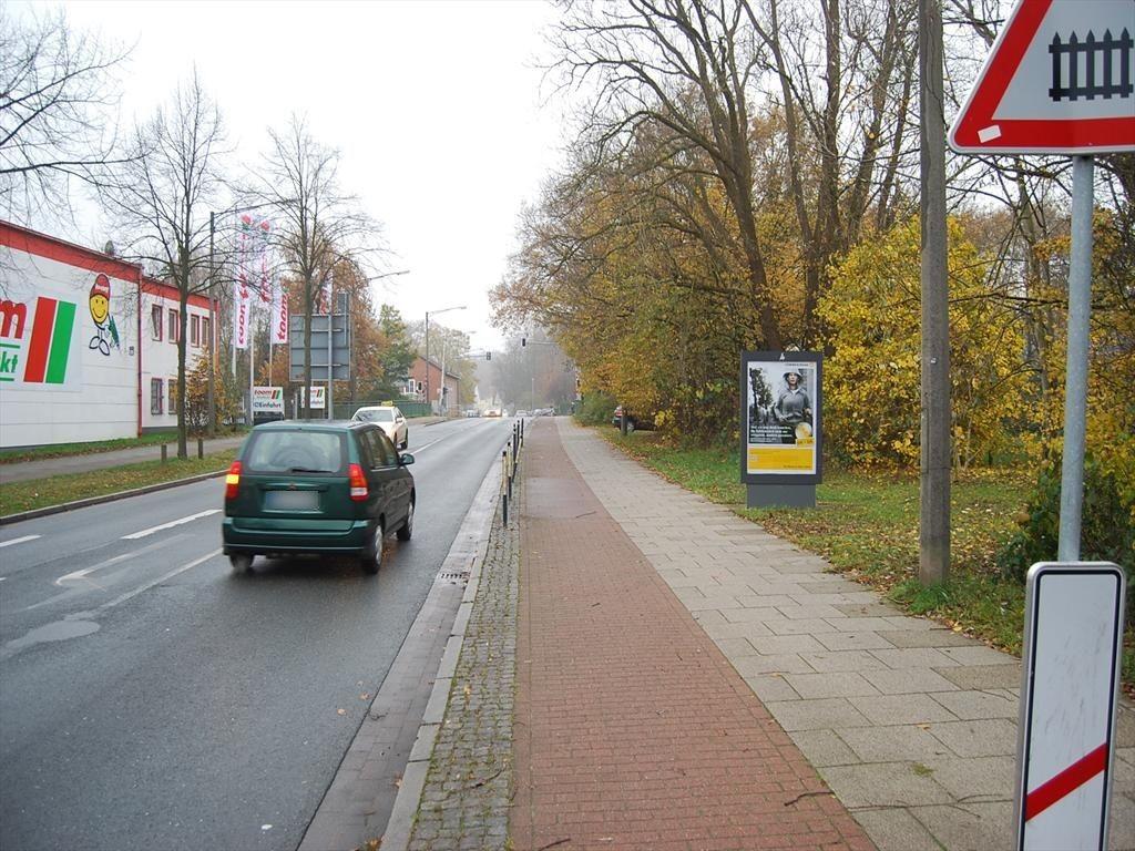 Vegesacker Heerstr. geg. 200/Bahnübg. VS