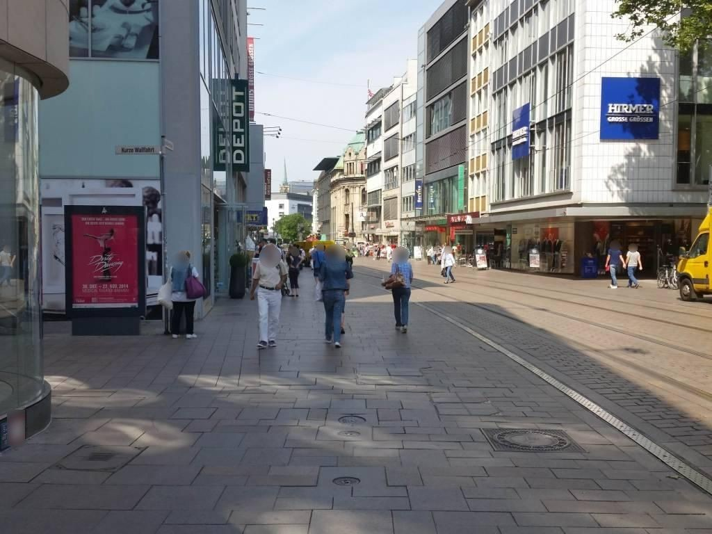 Kurze Wallfahrt/Hutfilterstr. VS