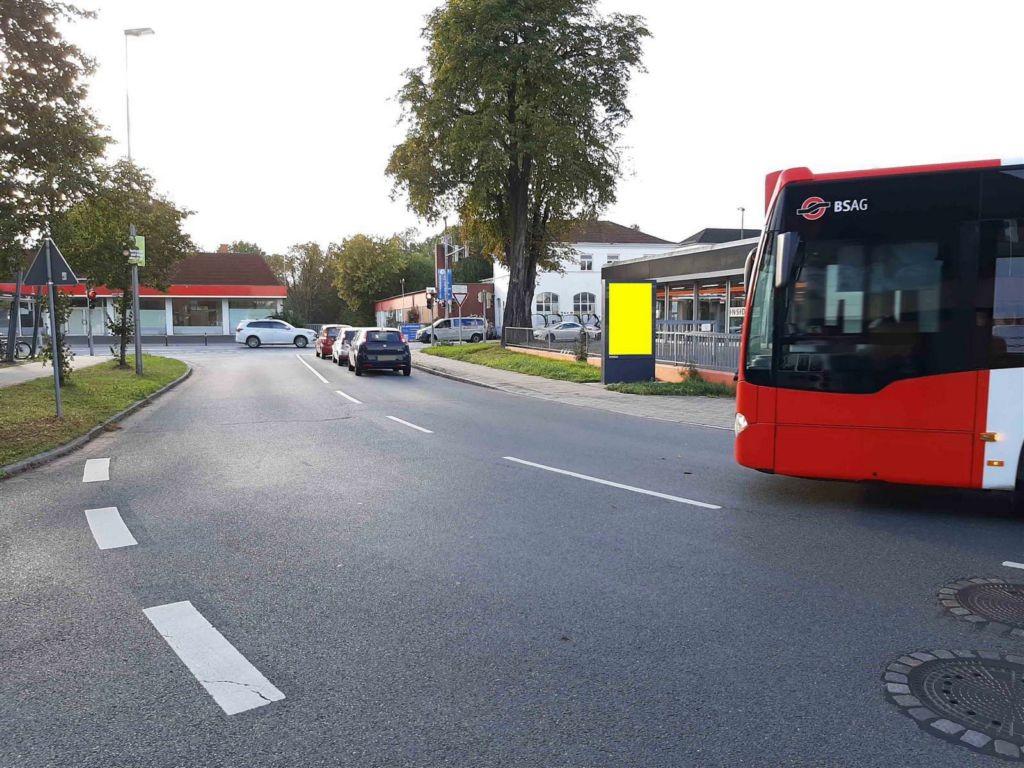Am Burger Bahnhof/Bremer Heerstr. VS