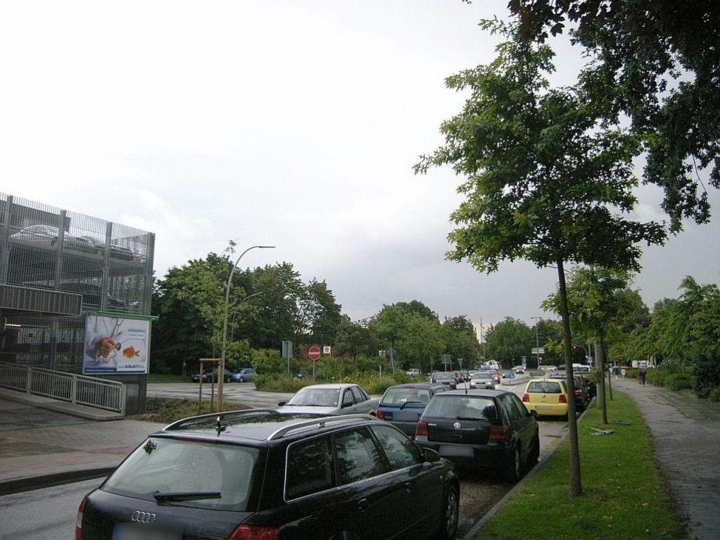 Lokstedter Grenzstr./P+R/Hagenbeck