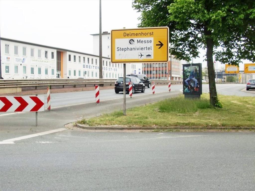 Breitenweg/Daniel-von Büren-Str. VS