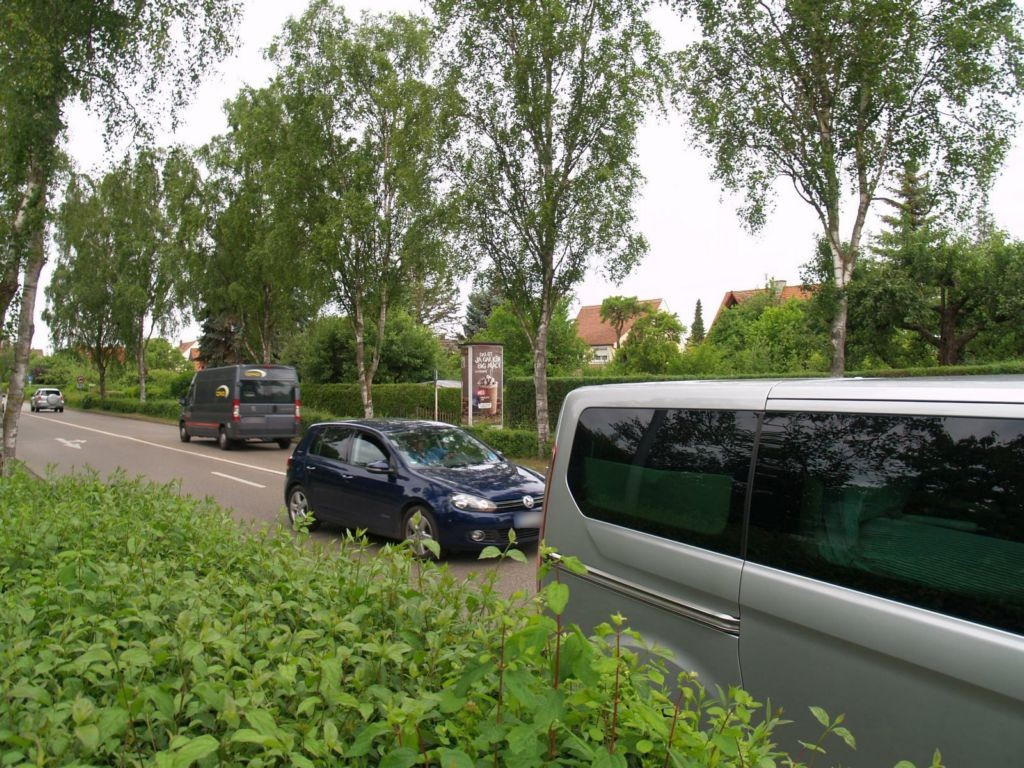 Wemdinger Str./Ahornweg