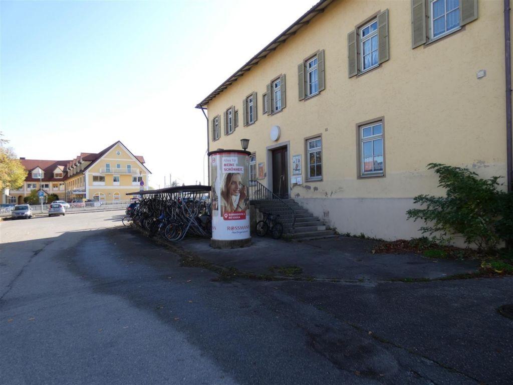 S-Bf Maisach/Bf -Vorplatz