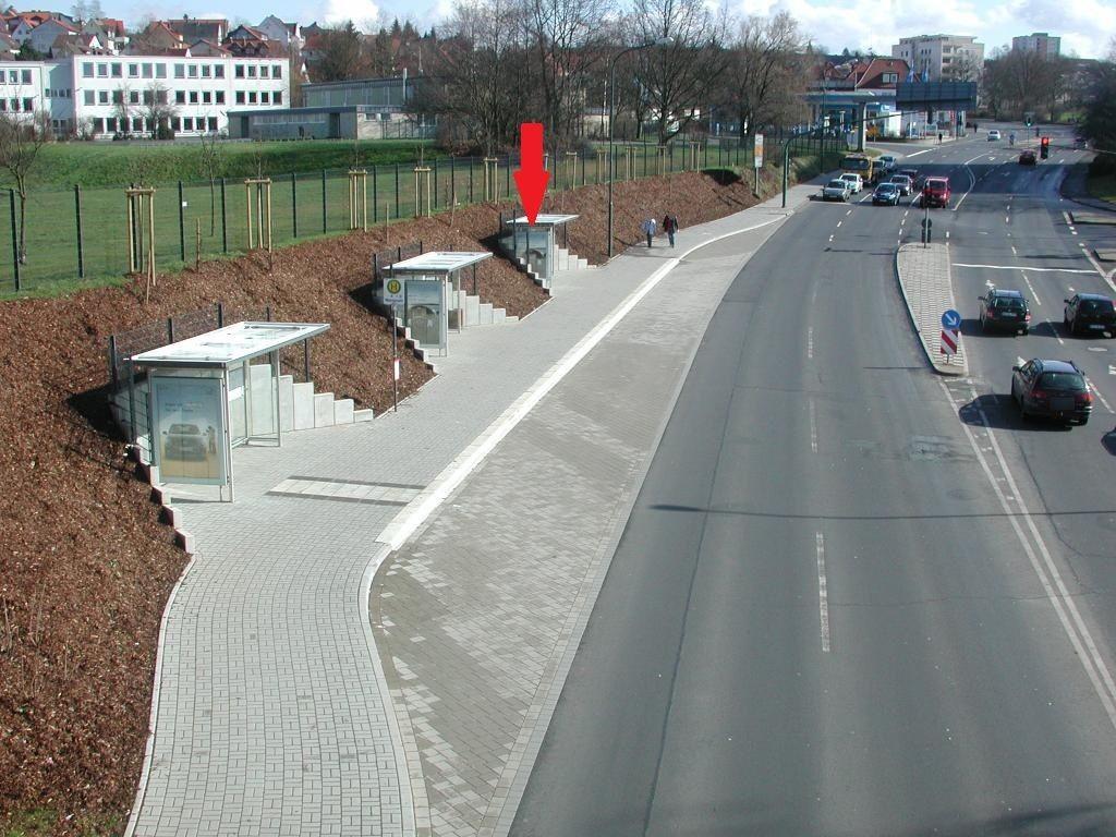 Petersberger Str./Am Ziegelberg re./Vi.Außen