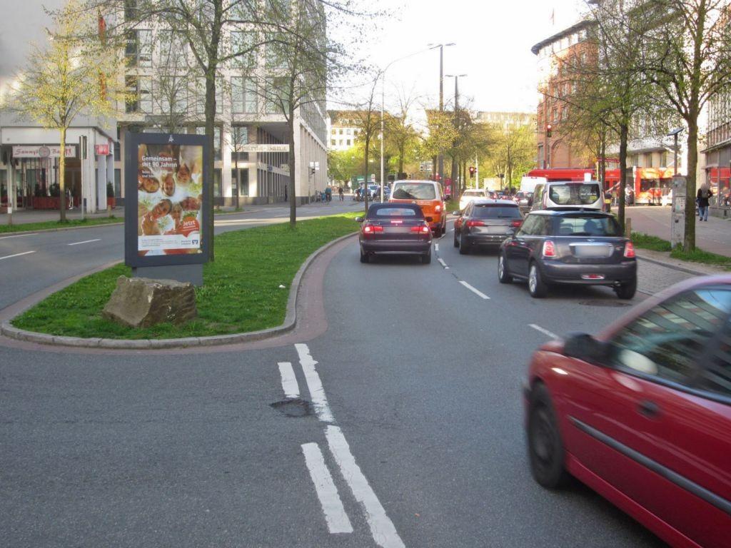 Herdentorsteinweg 42/Mittelstreifen VS