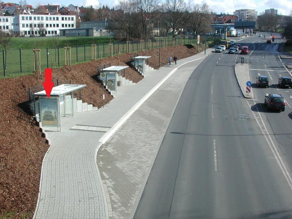 Petersberger Str./Am Ziegelberg li./Vi.Außen