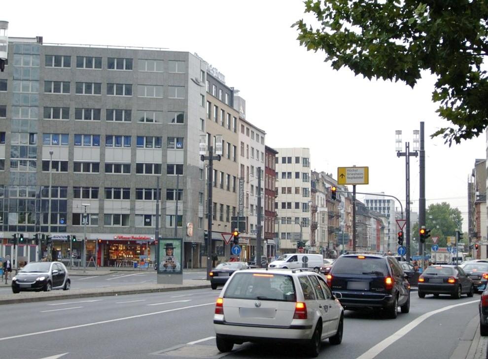 Mainzer Landstr./Düsseldorfer Str. saw.