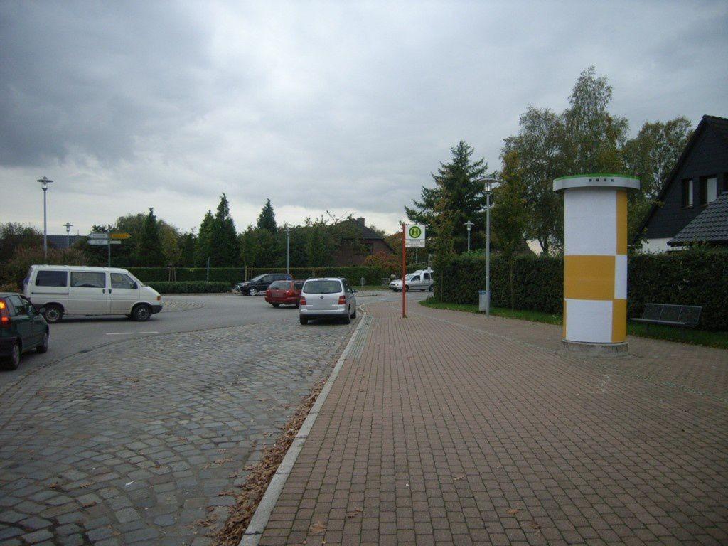 Brauner Hirsch/Dänenweg