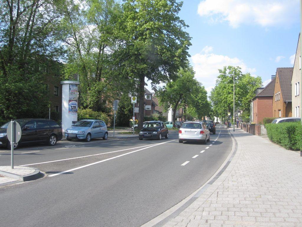Angermunder Str.  72/Altenbrucher Damm/We.re.