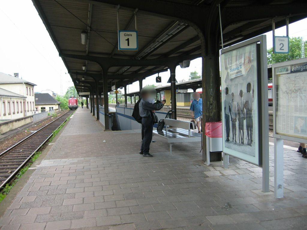Hbf, Bstg., Gleis 1