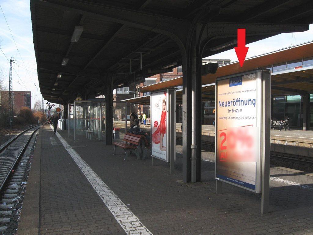 Bf Rüsselsheim Bstg. Gleis 3 mittleres clp