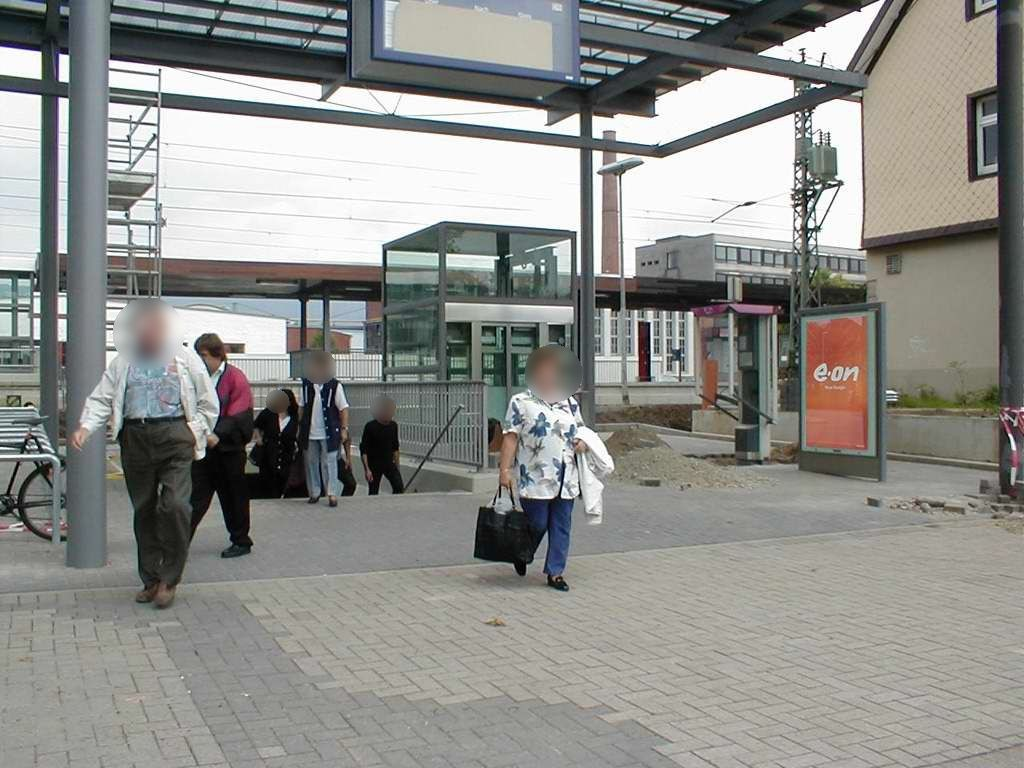 S-Bf Springe/Bahnhofsvorplatz