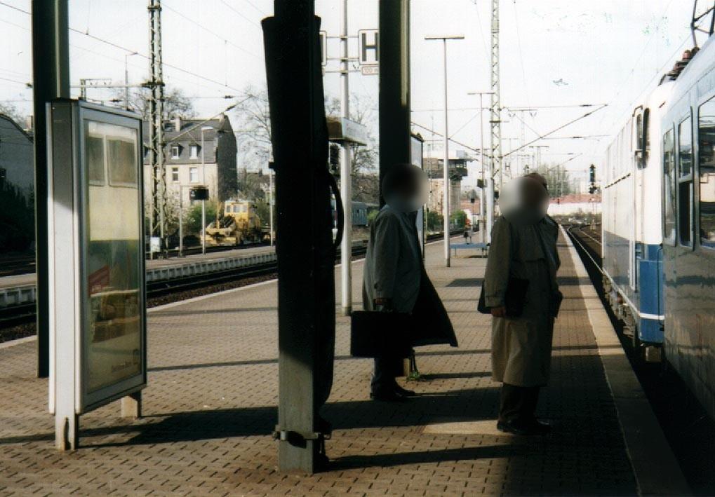 S-Bf Süd, Bstg., Gleis 7